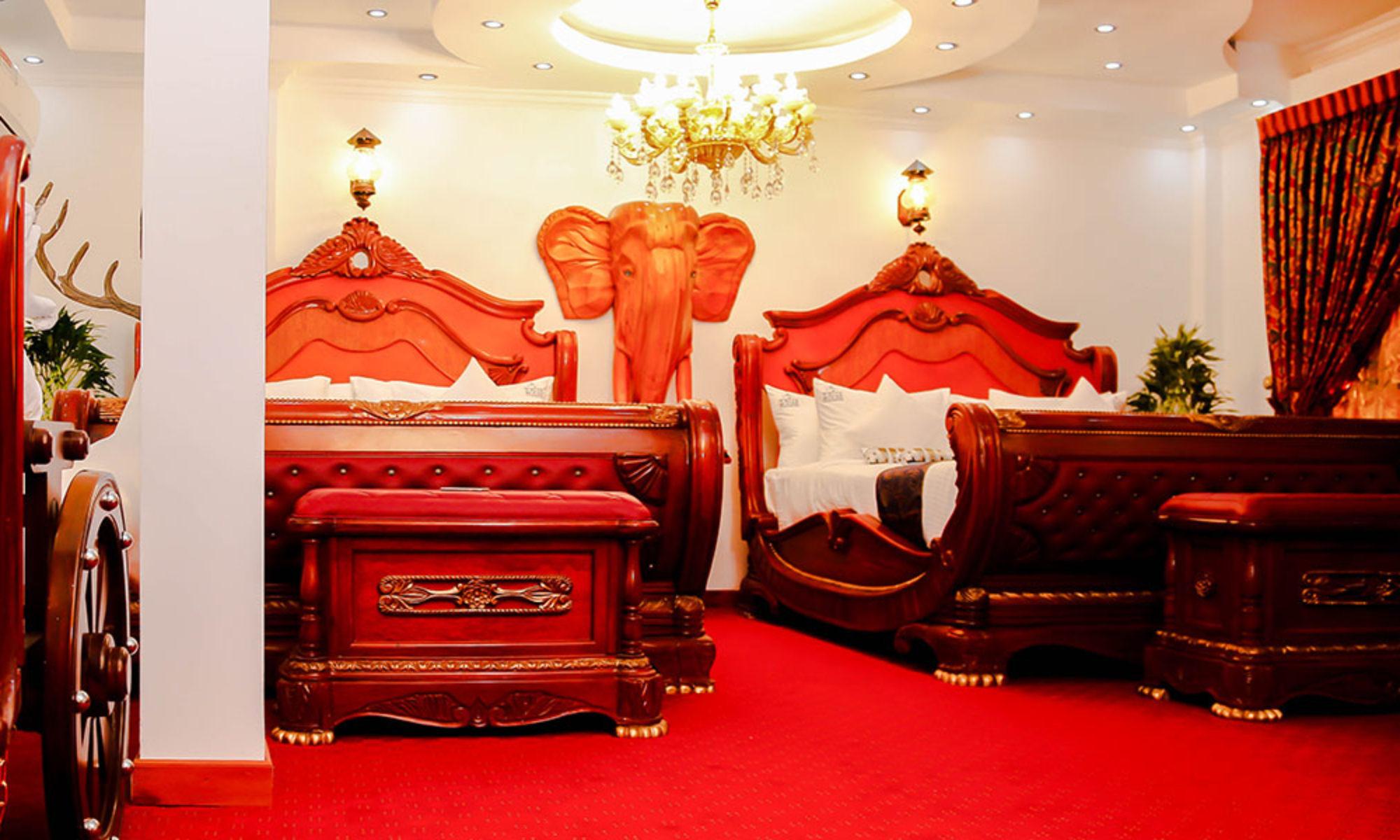 Luxury hotel in Anuradhapura